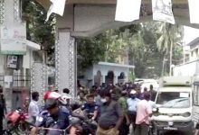 কুমিল্লায় ভোট কেন্দ্রের বাইরে সংঘর্ষে আহত ১০
